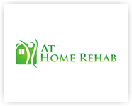 At Home Rehab Logo - Entry #72