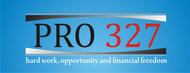 PRO 327 Logo - Entry #119