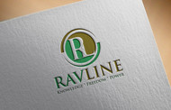 RAVLINE Logo - Entry #33