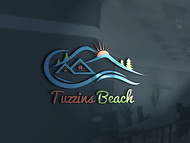 Tuzzins Beach Logo - Entry #302