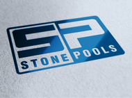 Stone Pools Logo - Entry #46