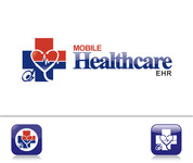 Mobile Healthcare EHR Logo - Entry #49