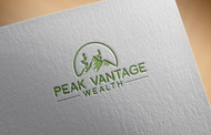 Peak Vantage Wealth Logo - Entry #54