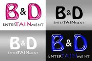 B&D Entertainment Logo - Entry #71
