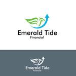 Emerald Tide Financial Logo - Entry #346