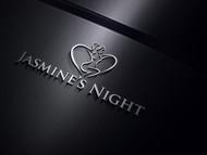 Jasmine's Night Logo - Entry #185