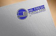 Mr. Fresh Carpet Care Logo - Entry #71