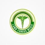 Lawn Fungus Medic Logo - Entry #69