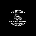 Big Man Towing Logo - Entry #23