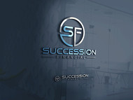 Succession Financial Logo - Entry #728