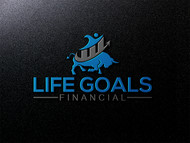 Life Goals Financial Logo - Entry #180