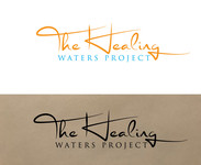 The Healing Waters Project Logo - Entry #5