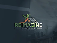 Reimagine Roofing Logo - Entry #345