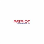 Patriot Pool Service Logo - Entry #166