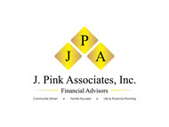 J. Pink Associates, Inc., Financial Advisors Logo - Entry #440