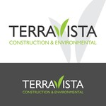 TerraVista Construction & Environmental Logo - Entry #245