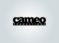 CAMEO PRODUCTIONS Logo - Entry #44