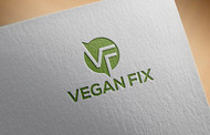 Vegan Fix Logo - Entry #177