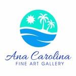 Ana Carolina Fine Art Gallery Logo - Entry #115