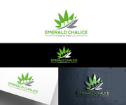 Emerald Chalice Consulting LLC Logo - Entry #36