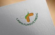 Lawn Fungus Medic Logo - Entry #105