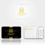 Atrium Hotel Logo - Entry #1