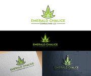 Emerald Chalice Consulting LLC Logo - Entry #45