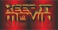 Keep It Movin Logo - Entry #470