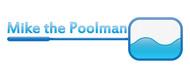 Mike the Poolman  Logo - Entry #17