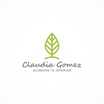 Claudia Gomez Logo - Entry #110