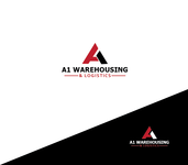 A1 Warehousing & Logistics Logo - Entry #128