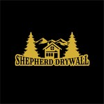 Shepherd Drywall Logo - Entry #28