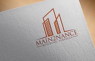 MAIN2NANCE BUILDING SERVICES Logo - Entry #248