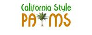 California Style Palms Logo - Entry #52