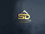 Shepherd Drywall Logo - Entry #85