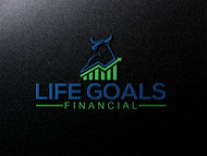 Life Goals Financial Logo - Entry #265