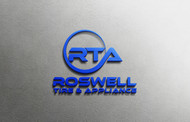 Roswell Tire & Appliance Logo - Entry #160