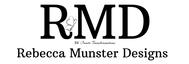 Rebecca Munster Designs (RMD) Logo - Entry #195