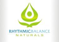 Rhythmic Balance Naturals Logo - Entry #52