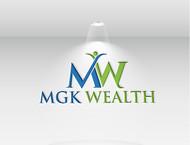 MGK Wealth Logo - Entry #131