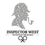 Inspector West Logo - Entry #71