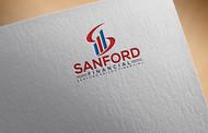Sanford Krilov Financial       (Sanford is my 1st name & Krilov is my last name) Logo - Entry #483