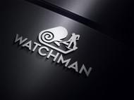 Watchman Surveillance Logo - Entry #9