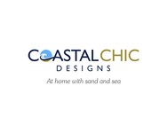 Coastal Chic Designs Logo - Entry #61