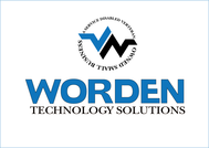 Worden Technology Solutions Logo - Entry #11