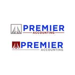 Premier Accounting Logo - Entry #234