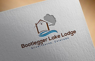 Bootlegger Lake Lodge - Silverthorne, Colorado Logo - Entry #88