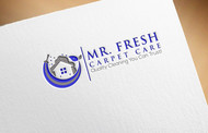 Mr. Fresh Carpet Care Logo - Entry #35