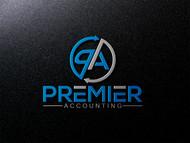 Premier Accounting Logo - Entry #447