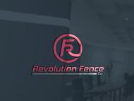 Revolution Fence Co. Logo - Entry #322